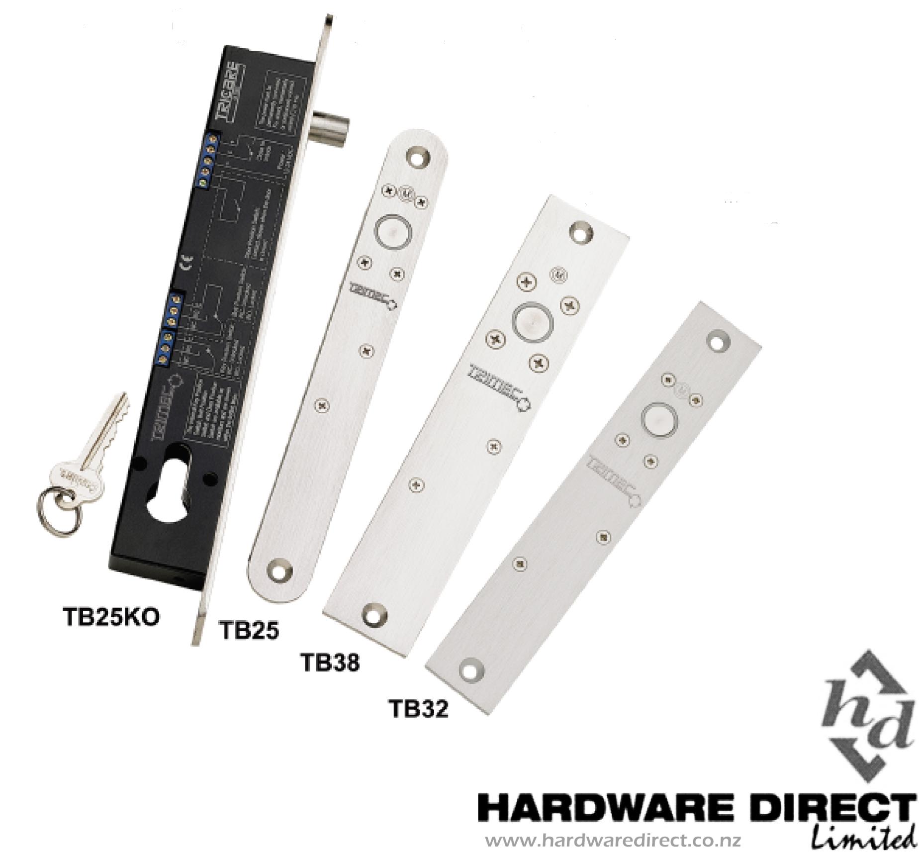 Hardware Direct | Assa Abloy TRIMEC Drop Bolts