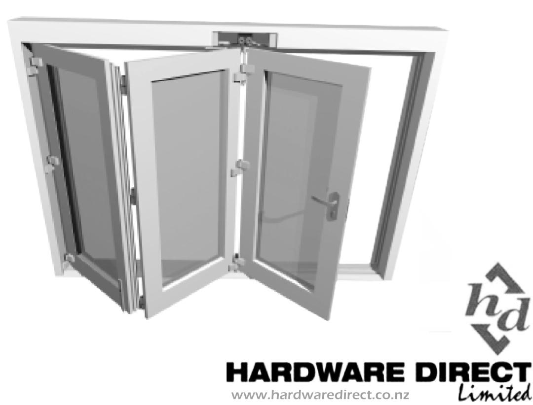 Hardware Direct | Henderson Flexirol Exterior Endfold - Metal