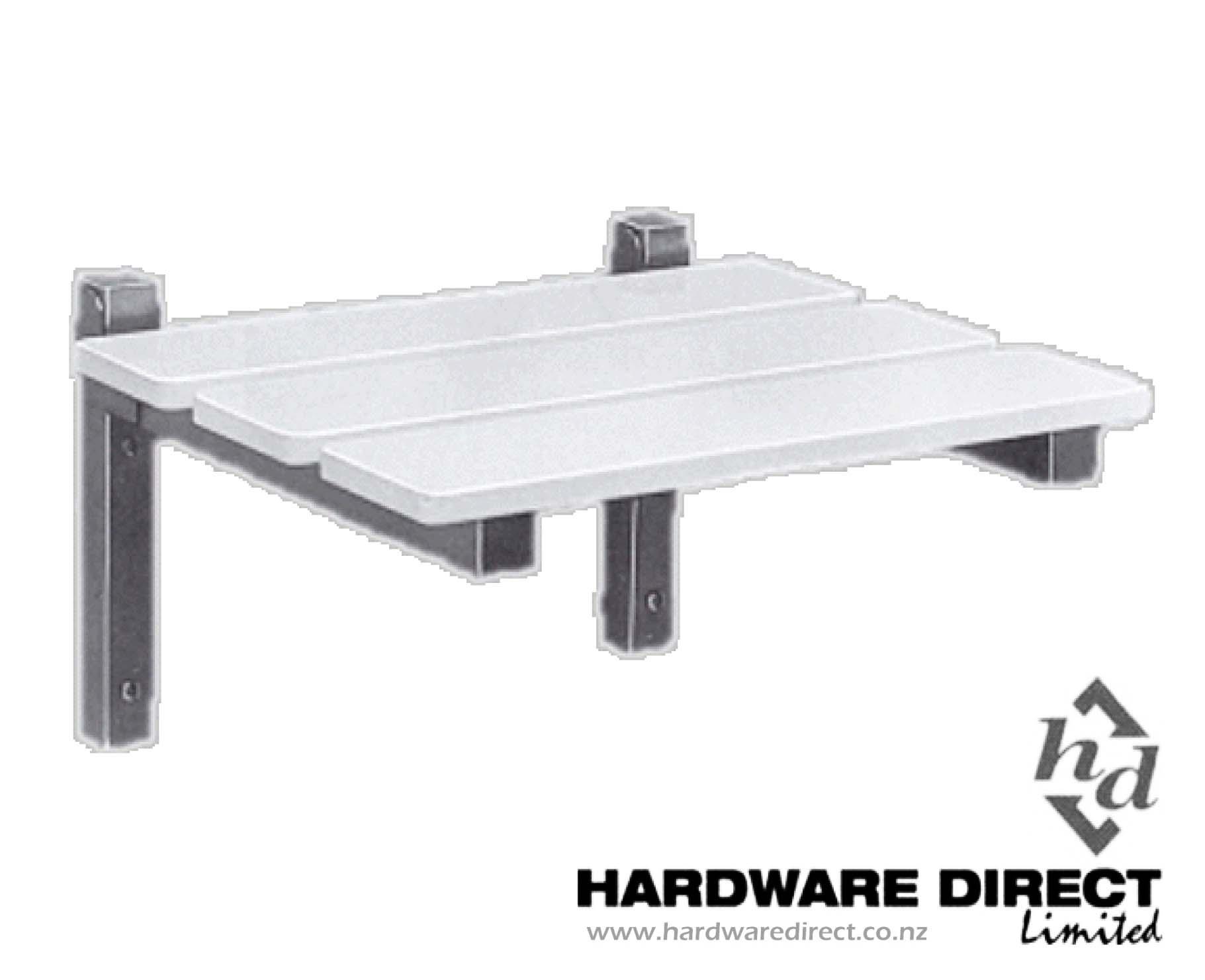 Hardware Direct   Legge Dalco 18501 Fold Away Shower Seat
