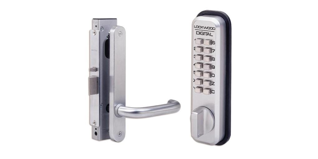 hardware direct lockwood mechanical digital locksets. Black Bedroom Furniture Sets. Home Design Ideas